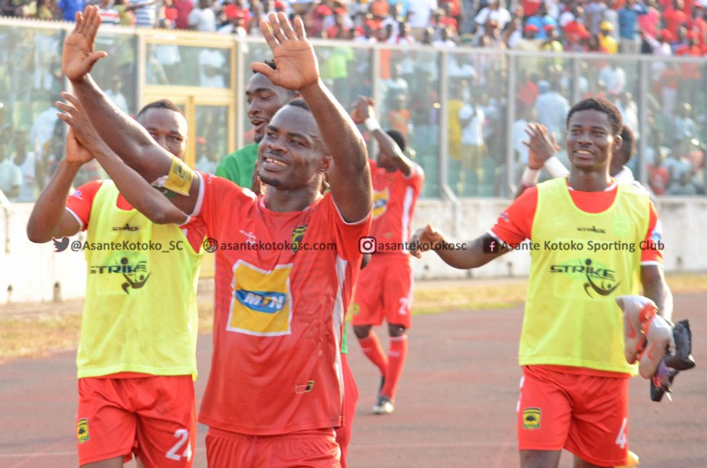 Special Competition Tier 2: Asante Kotoko 2-1 Berekum Arsenal - Porcupines through to semis