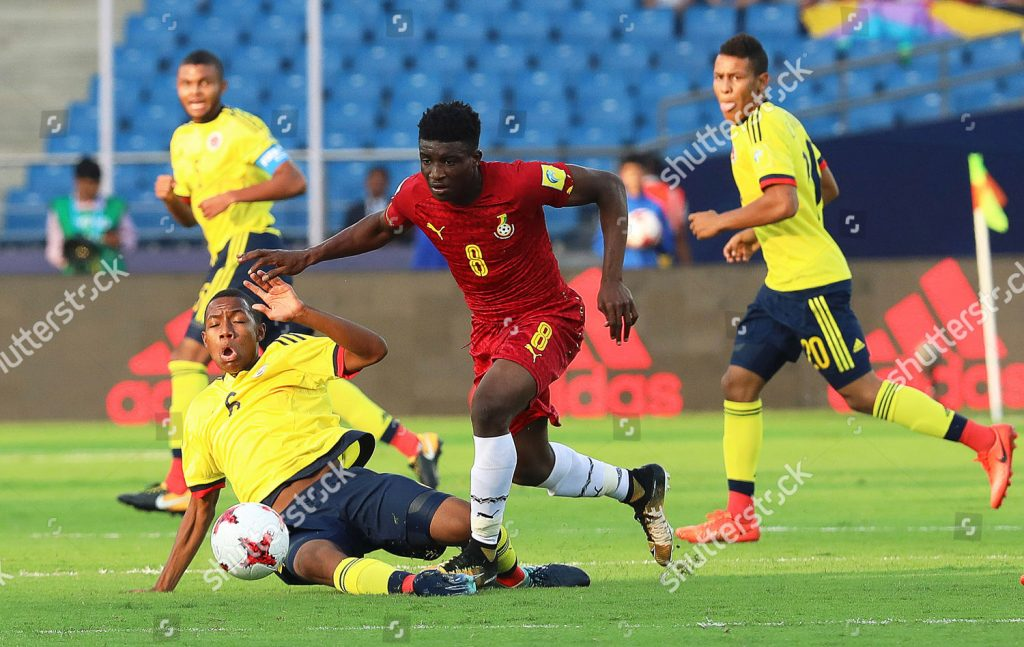 Ghana U-20 midfielder Kudus Mohammed eyes World Cup qualification at AYC