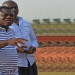Asante Kotoko chief Dr Kyei reiterates unflinching support for 'great' coach CK Akonnor