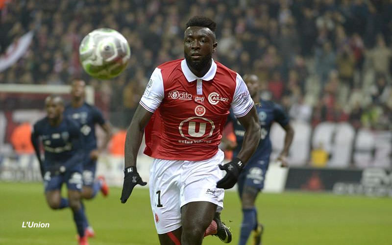 Ghanaian forward Grejohn Kyei named Man of the Match in RC Lens\' defeat to Red Star