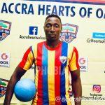 New Hearts of Oak striker Kofi Kordzi sets audacious target to win Special Committee goal king