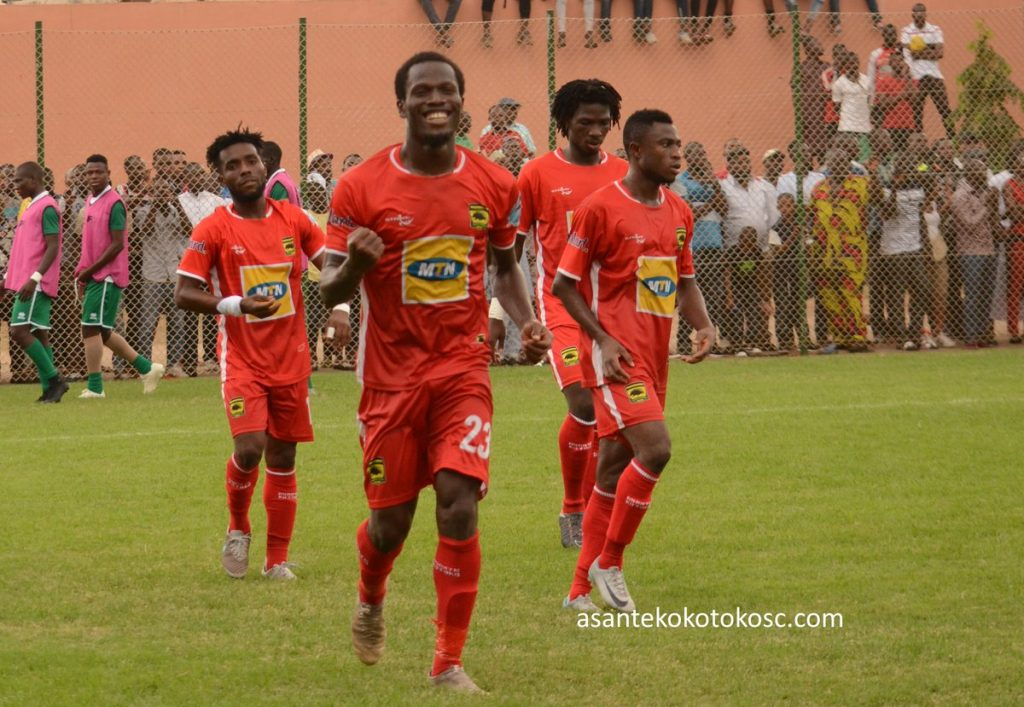 VIDEO: Watch all the goals as Asante Kotoko stunned Coton Sports 3-2 in Yaounde