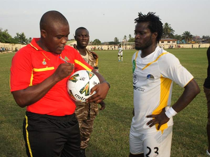 Techiman Eleven Wonders striker Larbi Koomson goes AWOL, club report him to police