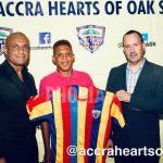 Hearts of Oak sign former PAOK FC defender Ibrahim Larry Sumaila