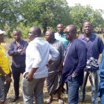 PHOTOS: Late Ghana FA official A.A Lawal laid to rest at native Nsawam