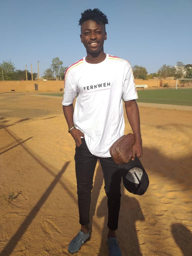 Belgium-based goalkeeper Abdul Manaf Nurudeen joins Ghana Under-20 squad in Niger