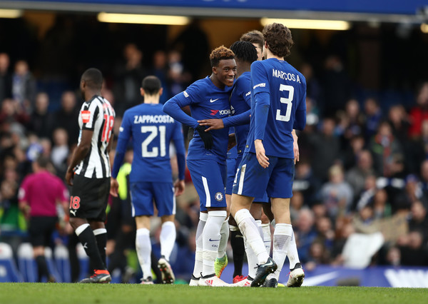 Chelsea defender Marcos Alonso urges Callum Hudson-Odoi to reject Bayern Munich