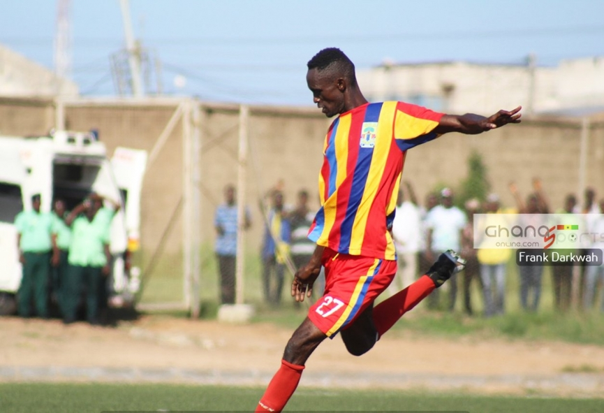 EXCLUSIVE: Medeama complete transfer coup for former Hearts midfielder Camara N'Guessan