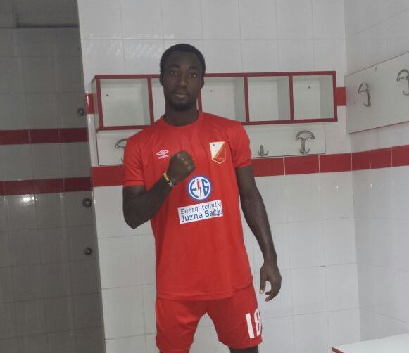 Ex-Ghana U20 captain Joseph Owusu Bempah signs for Serbian top-flight side Proleter Novi Sad