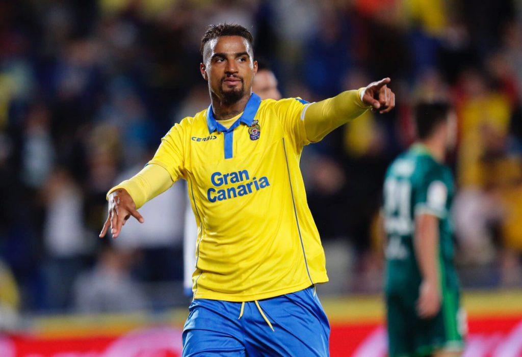 He still has a lot of football in him- Las Palmas President Ángel Ramírez on Boateng\'s move to Barcelona