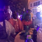 Popular Ghana FA presidential hopeful Osei Kwaku 'Palmer' steals show at J.A Kufuor charity event