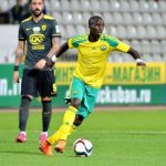 Rabiu Mohammed out of Anzhi Makhachkala's training camp in Kislovodsk