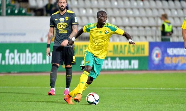 Rabiu Mohammed set to leave Anzhi this January