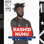 Right to Dream graduate Rashid Nuhu thankful to New York Red Bull after MLS draft