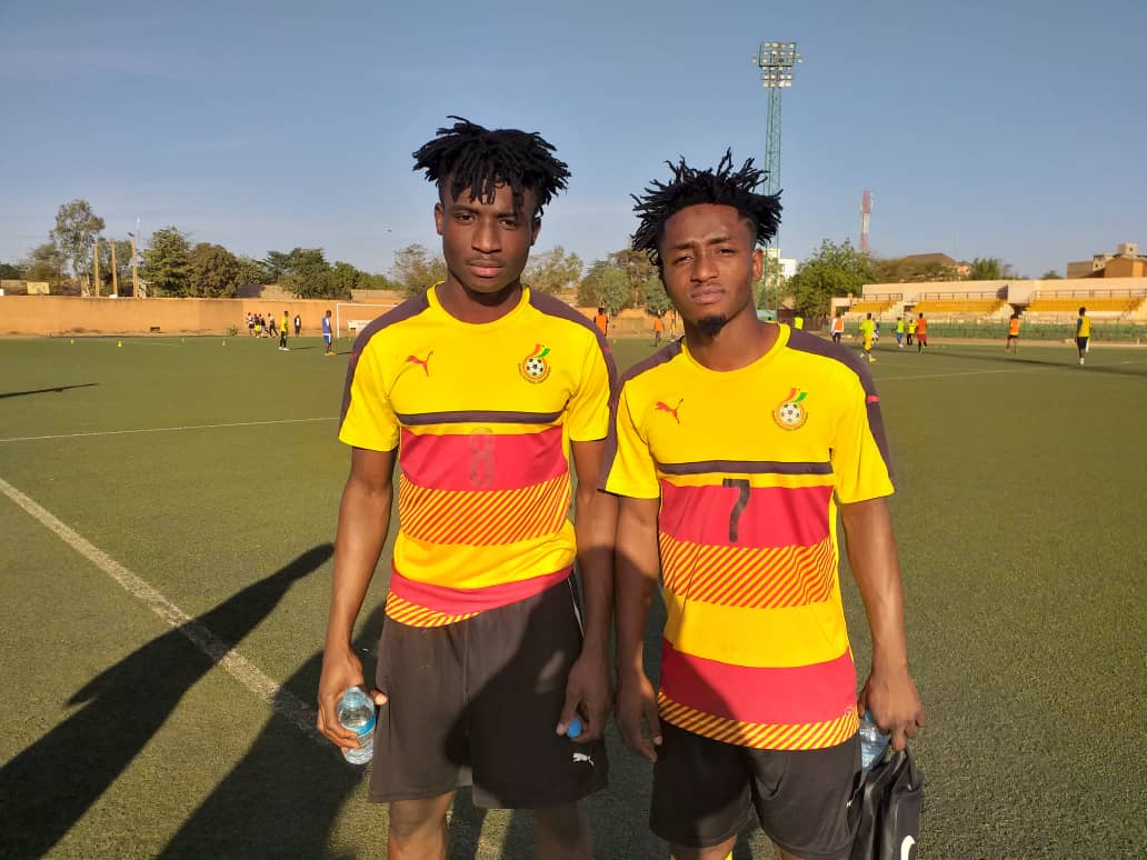 Black Satellites to play South Africa today in friendly ahead of U20 AFCON start