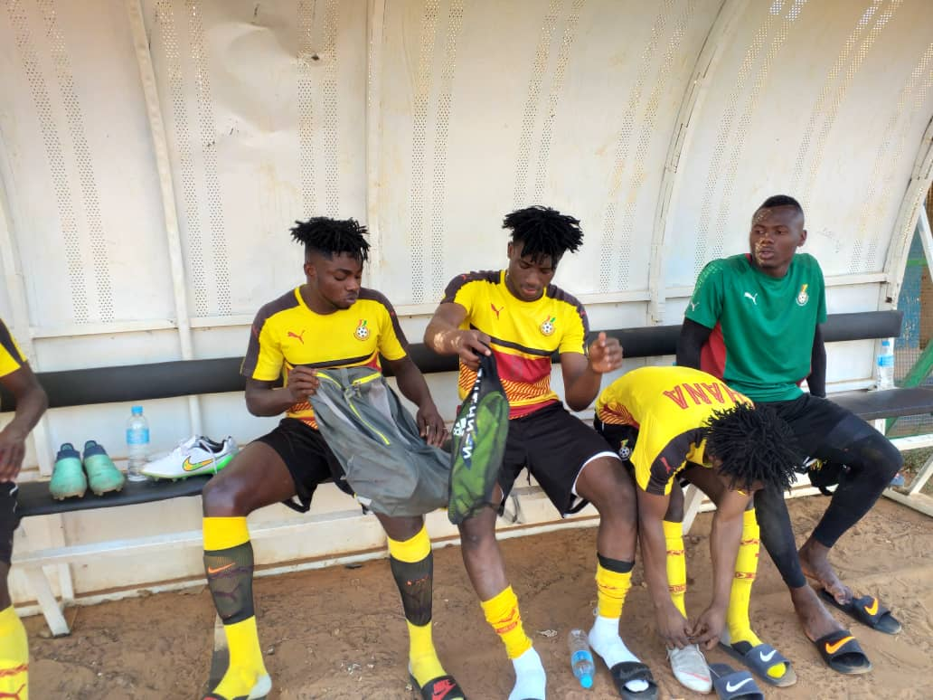 CAF U20 Cup of Nations: Black Satellites coach Jimmy Cobblah tags Burkina Faso opener a must-win