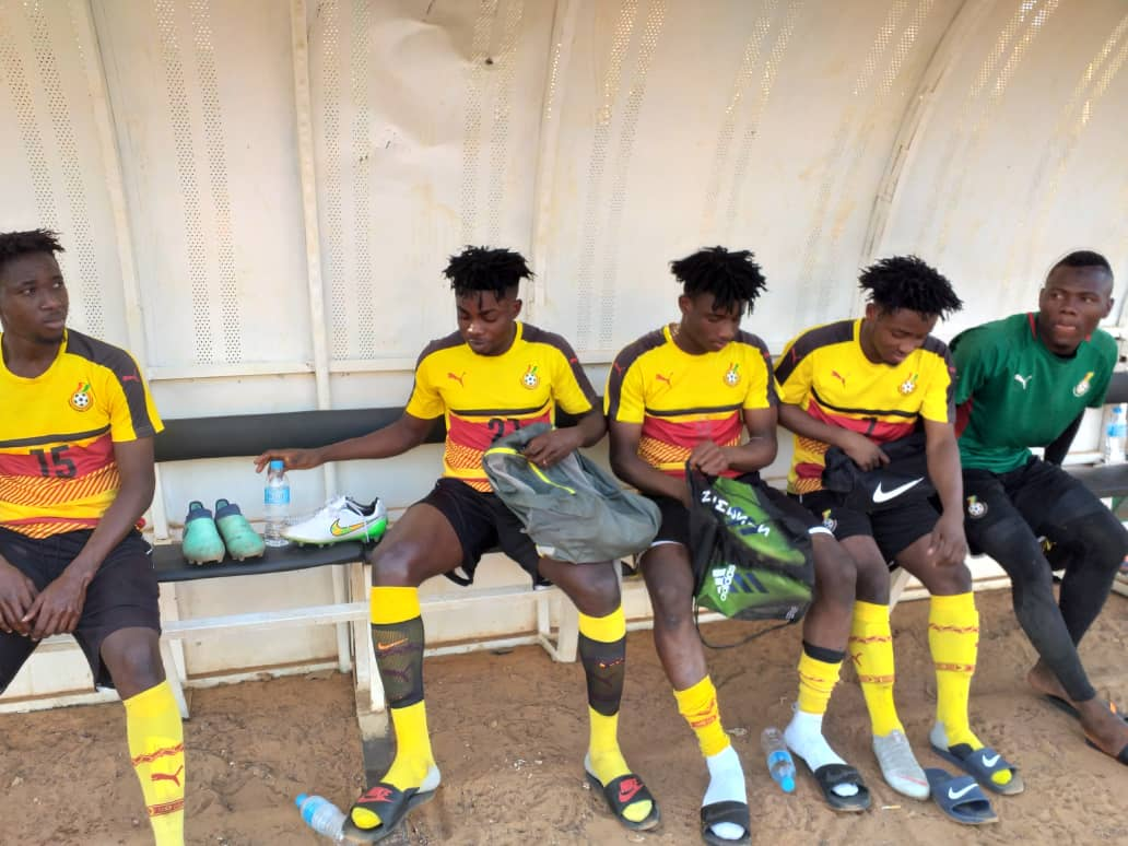 Black Satellites complete first training in Niger on Tuesday