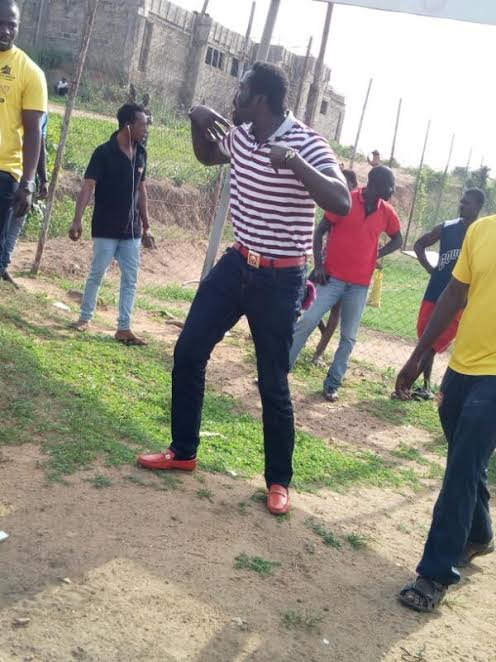 Notorious Asante Kotoko fan Seidu threatens to have C.K Akunnor sacked