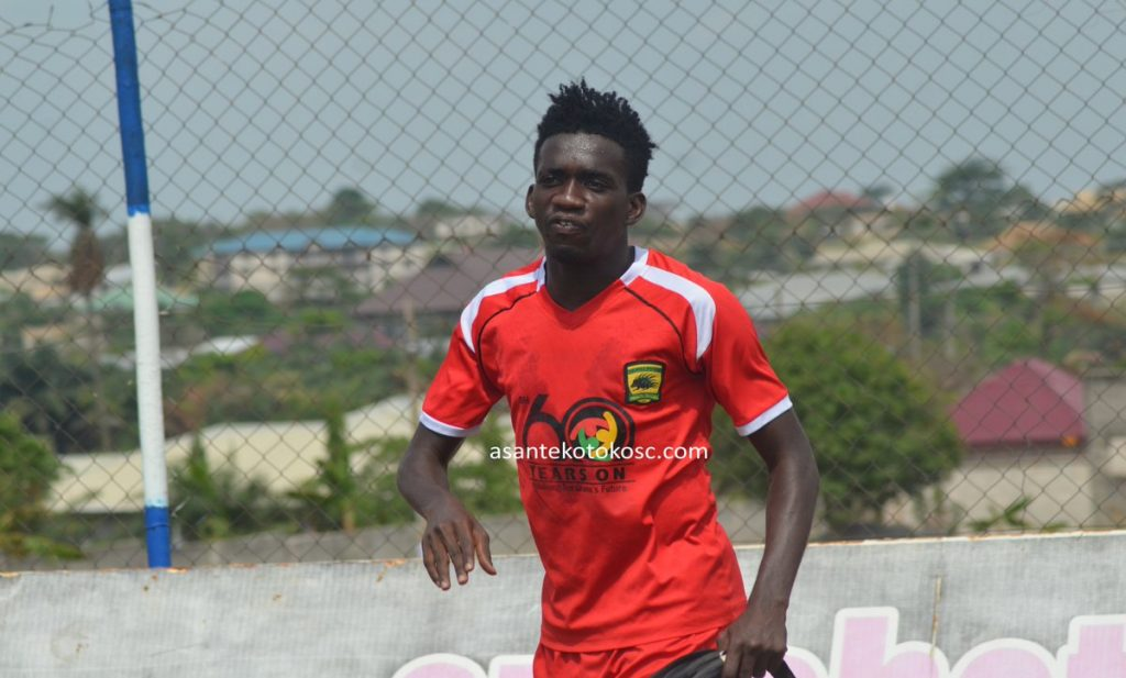 OFFICIAL: Asante Kotoko part ways with Ivorian misfit Mohammed Sylla