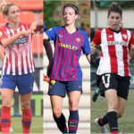 VOTE: Madrid CFF star Eunice Beckmann nominated for 2018 Goal of the Year in Spain
