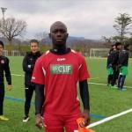 Goalkeeper Samuel Akurugu joins former coach Kenichi Yatsuhashi at Japanese side Ocasios Kyoto AC