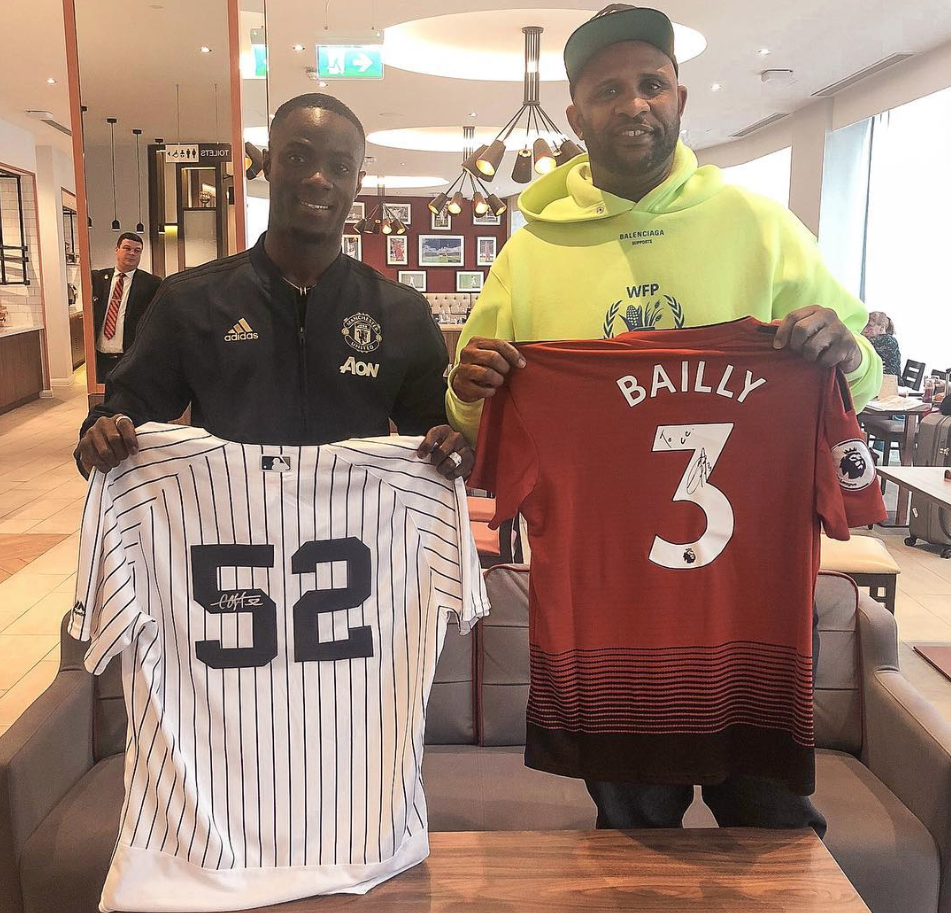 Manchester United star Eric Bailly signs with Roc Nation Sports
