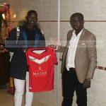Aduana Stars striker Boubacar Soumana transferred to Algerian side CR Belouizdad