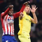 Partey replies critical Atletico Madrid fans with Chinese philosophy after elimination