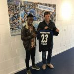 Bundesliga II side Paderborn 07 sign Ghanaian defender Philimon Macarthy