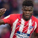 Thomas Partey features as Atlético Madrid suffer Copa del Rey elimination