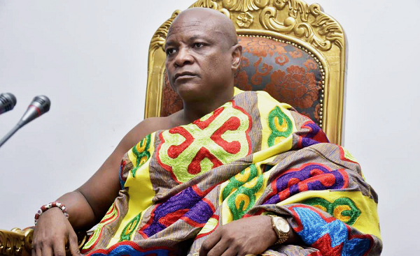 Statement on the purported $400,000 top up by Togbe Afede XIV