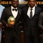 Full list of winners at Aiteo CAF Awards