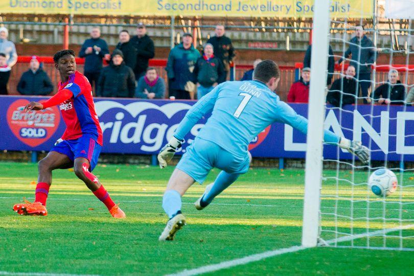 Bristol Rovers striker Bernard Mensah heading to fifth-tier side Aldershot Town