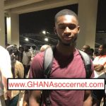 EXCLUSIVE: Manchester City teen Amankwah Yeboah arrives to join Ghana U20 squad for Africa tournament