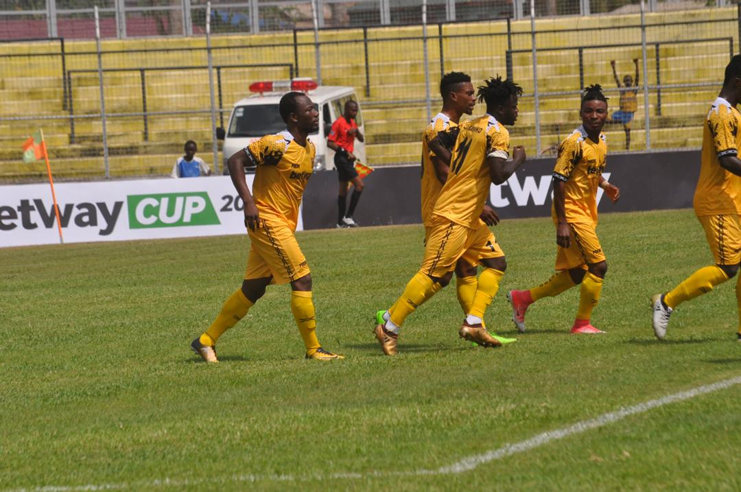 Special Competition: AshantiGold secure vital away point after goalless draw against Bechem United