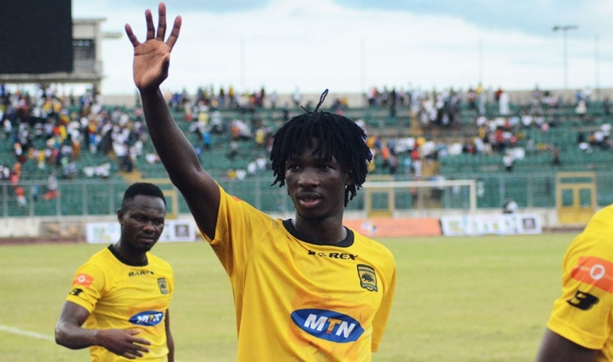 Asante Kotoko ace Songné Yacouba agree personal terms with Orlando Pirates
