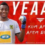 Kotoko goalkeeper Felix Annan praises teammates character in victory over Coton Sport
