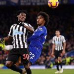 Newcastle United fans lambast Christian Atsu for underwhelming performance against Chelsea