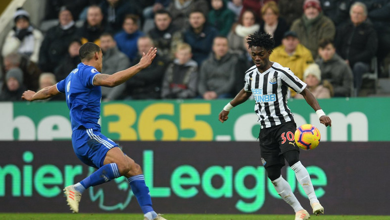 Performance of Ghanaian players abroad: Brilliant Atsu helps Newcastle United end winless streak, Duncan picks knock in Sassuolo draw as Ati-Zigi keeps clean sheet in France