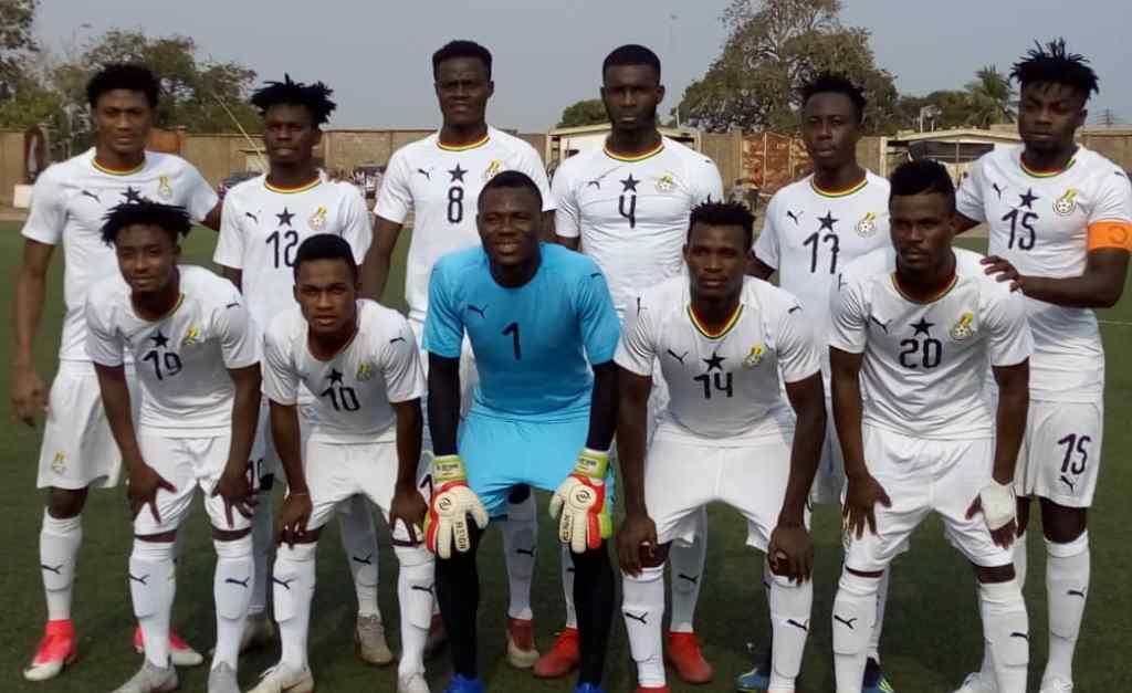 CAF U-20 Cup of Nations: Coach Jimmy Cobblah makes three changes in starting XI against Mali
