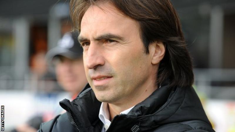Mauritania coach Corentin Martins extends contract until 2021