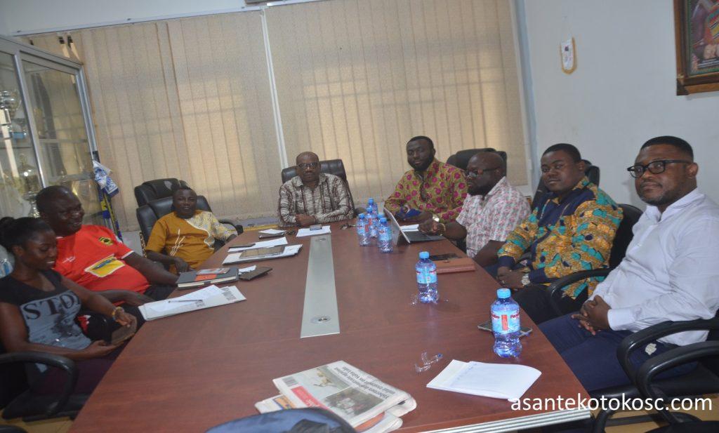 Asante Kotoko to launch Express App today
