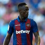 Levante striker Emmanuel Boateng to miss La Liga clash against Valladolid due to injury
