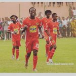 CAF Confederation Cup: Striker Fatawu Safiu pays tribute to late mother after helping Asante Kotoko beat Coton Sport de Garoua