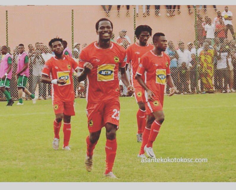 Special Competition: Asante Kotoko 2-0 AshantiGold- Fatwau Safiu's brace helps Porcupines win Ashanti Classic