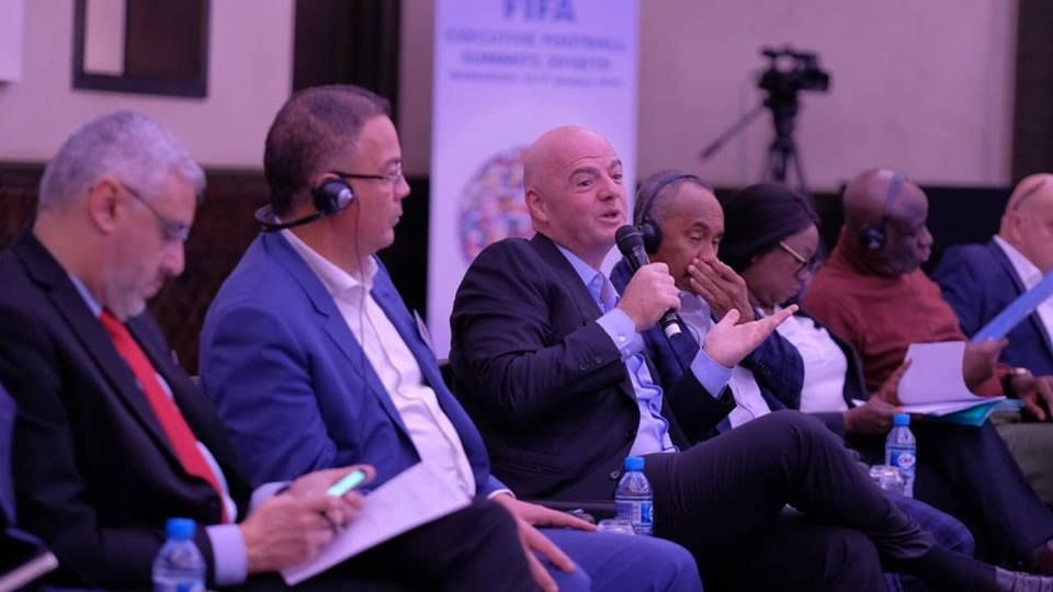 Second FIFA Executive Football summit set to end in Morocco today