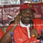 Kotoko chief George Amoako hits back at 'reckless' Kim Grant criticism of club's transfer policy