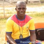 Hearts of Oak confirm coach Seth Hofmann's departure from the club