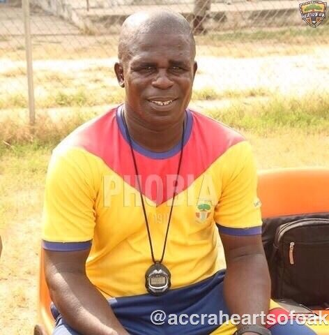 Hearts of Oak confirm coach Seth Hofmann\'s departure from the club