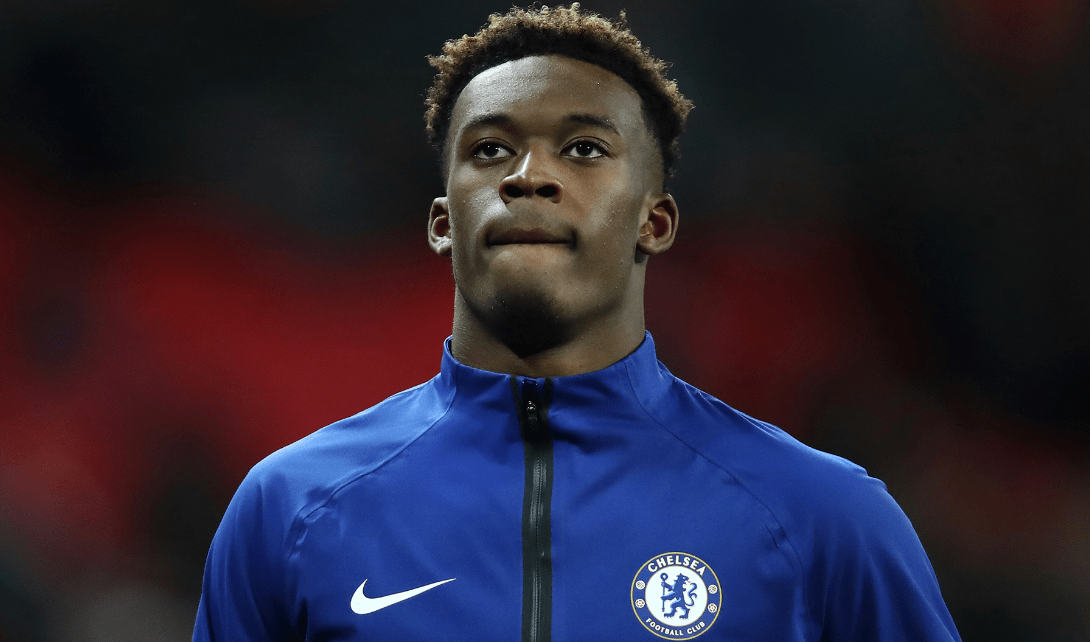 Chelsea legend Lampard wants Hudson-Odoi to stay and fight